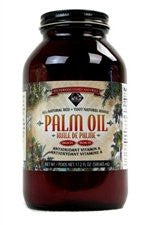 Palm Oil, Natural 17.2 oz. jar