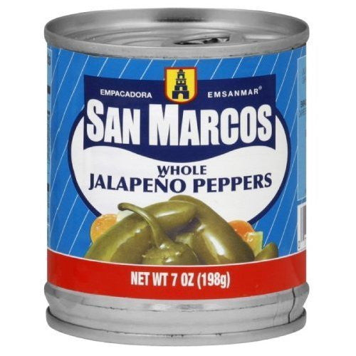 109 Jalapeno Peppers 7.0 OZ (Pack of 4)