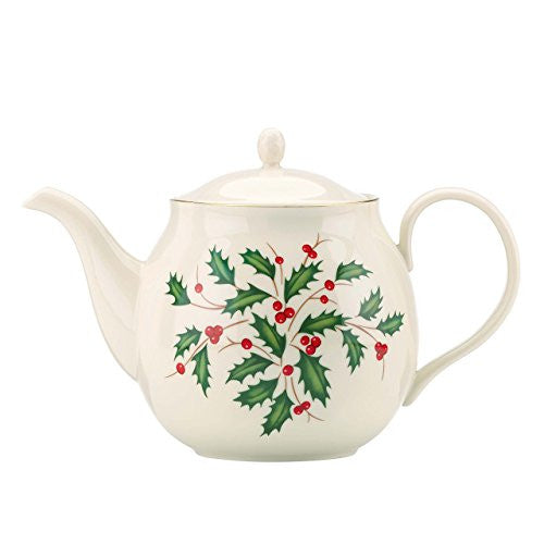 HOLIDAY TEAPOT NEW