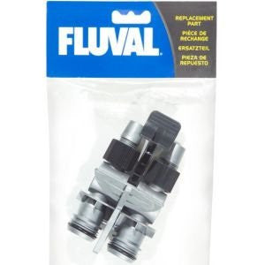 Fluval AquaStop for 104-404, 105-405 (ribbed hosing)