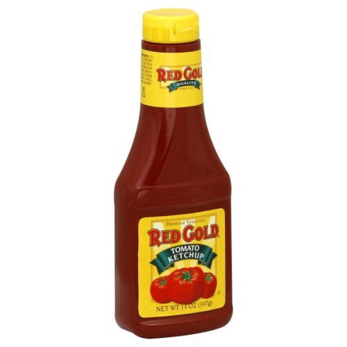 Red Gold - Ketchup Squeeze 14.0 OZ