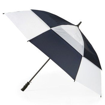 Auto Golf Vented Canopy, Navy/White