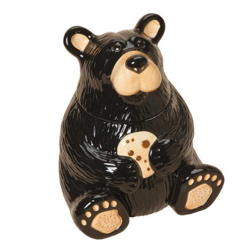 Bear Cookie Jar