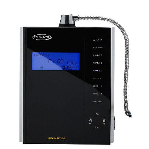 Chanson Revolution Water Ionizer - 9 plate Commercial