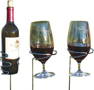 HANDY HOLDER COMBO (2 glasses, 1 bottle holder)