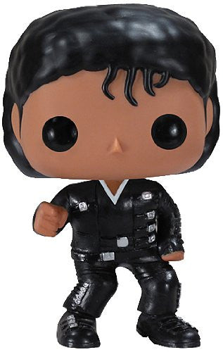 Funko Pop Rocks: MJ - Bad Vinyl Figure