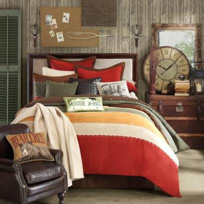 Woolrich Bear Creek King Comforter Set