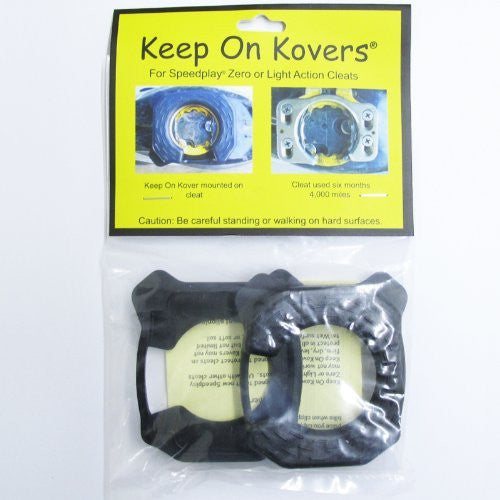 Keep on Kovers for Speedplay Zero or Light Action Cleats