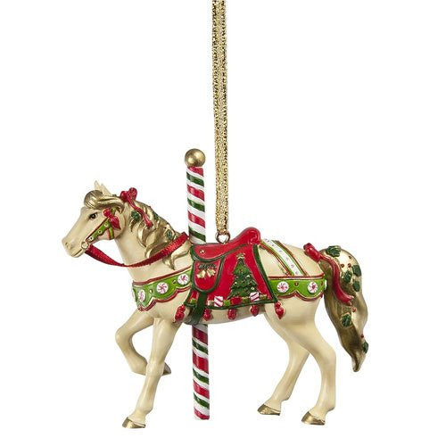 Trail of Painted Ponies - Christmas Carol - Ornament