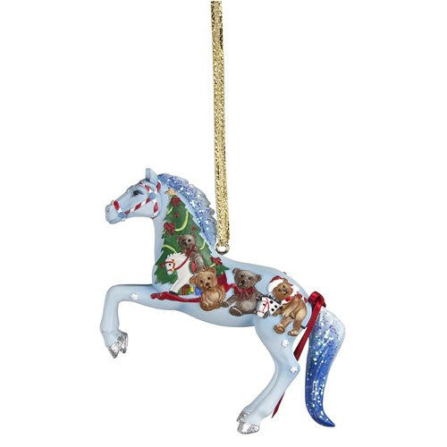 Trail of Painted Ponies - Bear Merry Christmas - Ornament