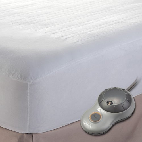 Sunbeam M0 Heated Mattress Pad- Queen