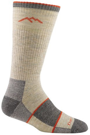 Men's Boot Sock Full Cushion - Oatmeal L