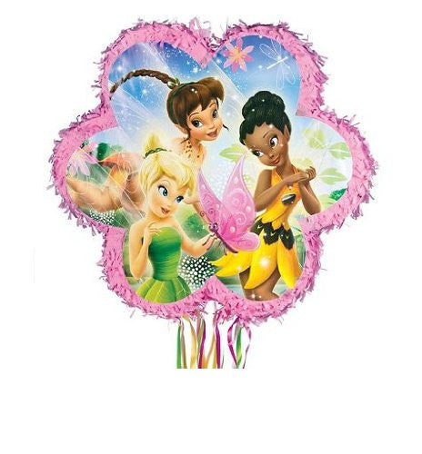 Tinkerbell and Friends Pull String Pinata