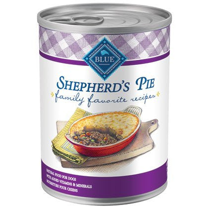 BLUE SHEPARDS PIE DINNER 12X12.5 OZ