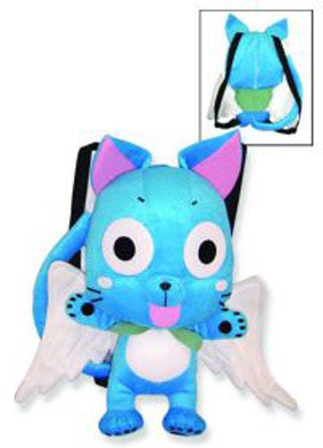Fairy Tail Happy Plush Bag