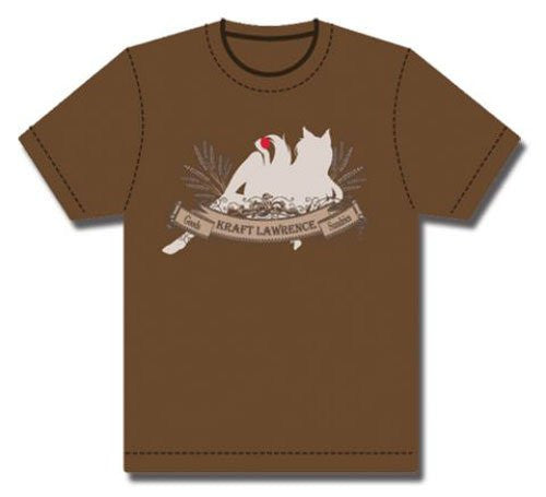 Spice And Wolf Lawrence Trade T-Shirt XXL