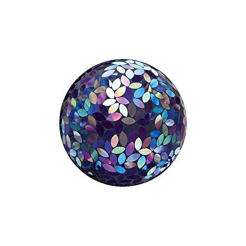 Gazing Ball, Purple
