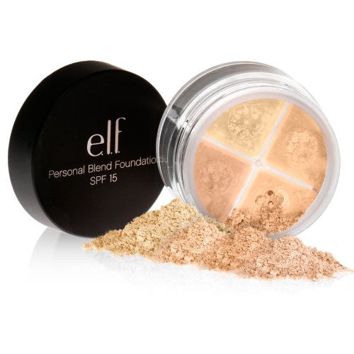 e.l.f. Mineral Personal Blend Foundation SPF 15 - Medium