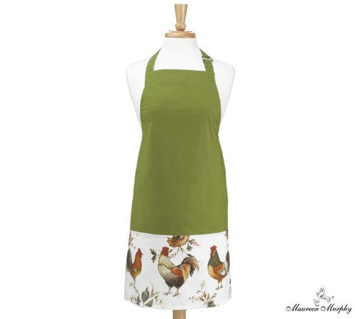 APRON CUCINA ROOSTER