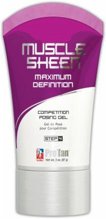 Muscle Sheen, 3 oz.