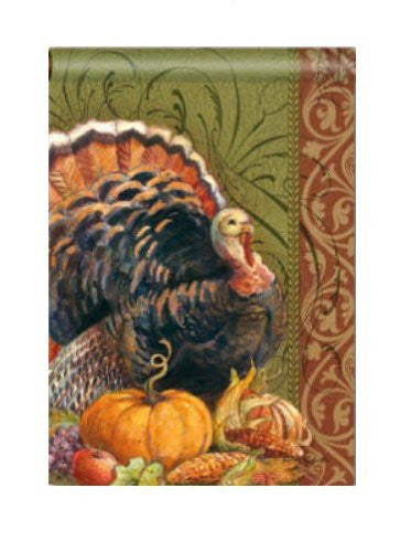 "Thanksgiving Greeting Garden Flag, 12.5"" x 18"""