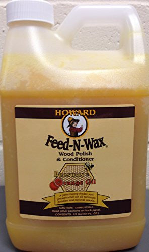 Feed-N-Wax 64-Ounce