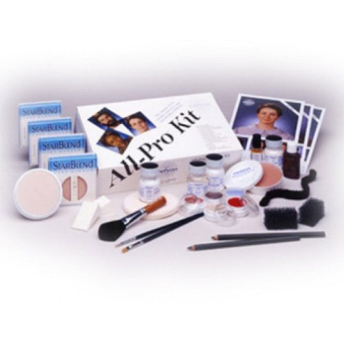 All-Pro StarBlend Makeup Kit - Fair