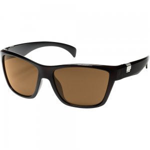 Speedtrap Black Backpaint with Gray Polarized Polycarbonate Lens