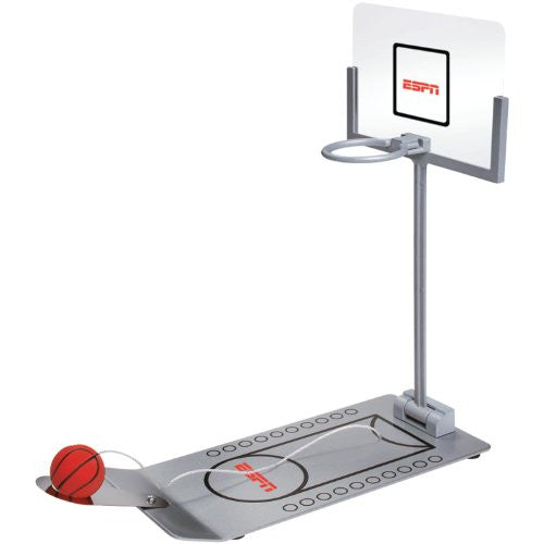 ESPN Aluminum Desk Top Basket Ball