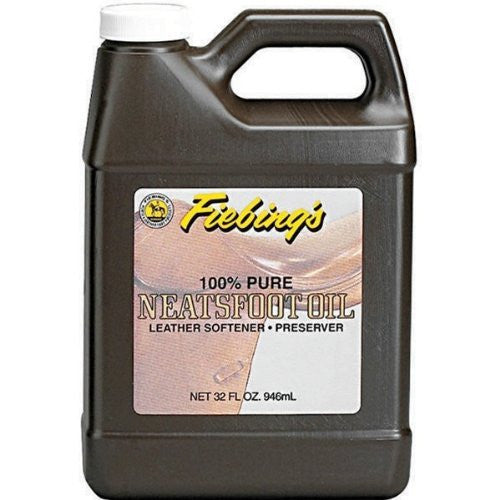 100 % Pure Neatsfoot Oil, 8 Ounce