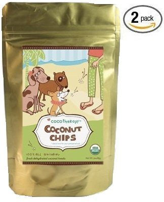 Organic Coconut Chips 6 oz