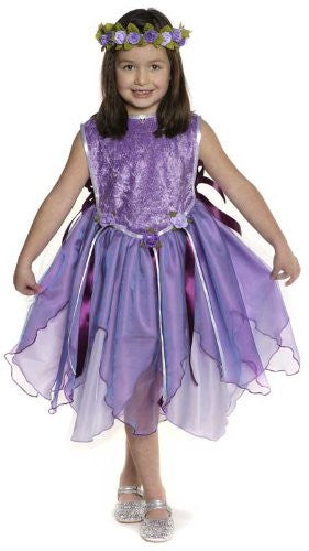 Forest Fairy Tunic, Lilac, S