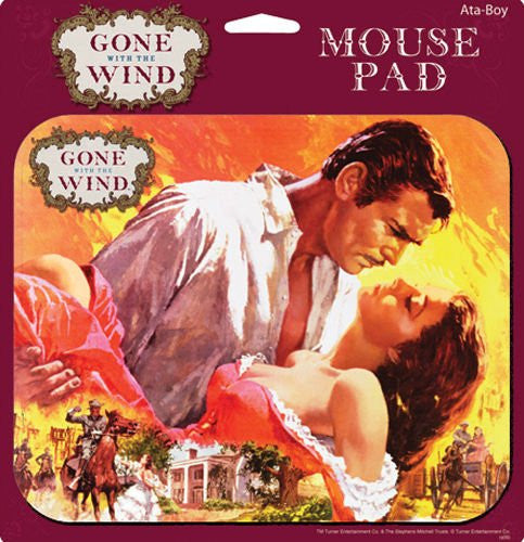 GONE WITH THE WIND MOUSEPAD