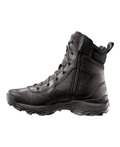 Tac Side Zip Boot - Black, 8