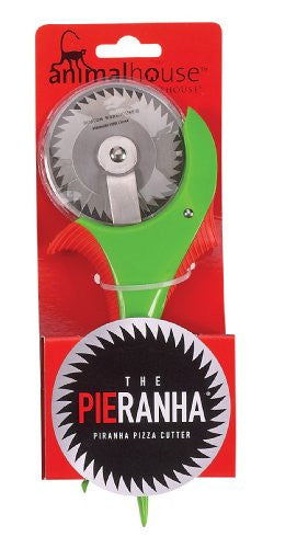 Boston Warehouse Animal House Pie-Ranha Pizza Cutter