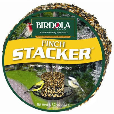 Birdola Finch Stacker Seed Cake, 6 oz., Pack of 6