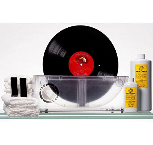 "Record Washer System Limited-Edition MKII Package (with ""clear"" unit)"