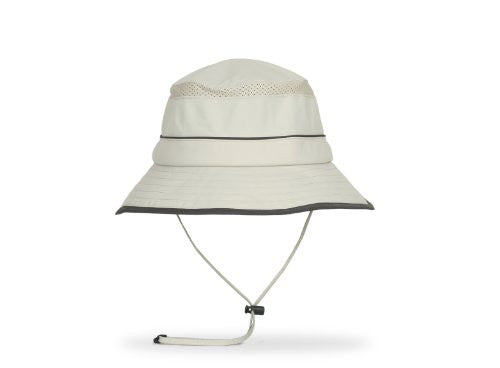 Solar Bucket Hat, Cream, Large