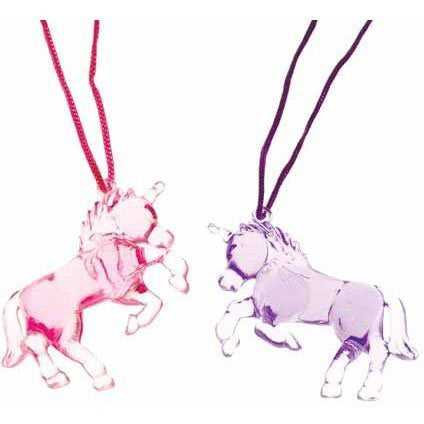 Unicorn Necklace 12 ct Necklaces (12 per package)