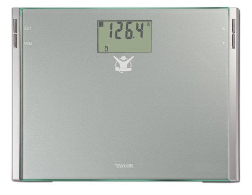 Biggest Loser 7544BL Glass Weight Scale with Cal-Max