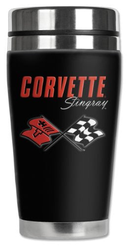 Travel Mug - Corvette C3 Stingray Logo