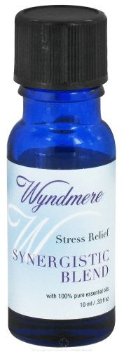Wyndmere Naturals - Stress Relief Syn. Blend, 10 Milliliter oil