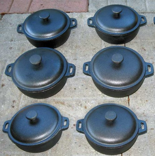 Mini Dutch Oven, 2 cups