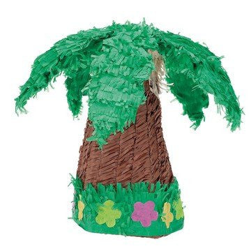 Pinata Palm Tree Paper Pinata (1 per package)