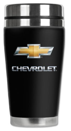 Travel Mug - Chevrolet Bowtie Logo