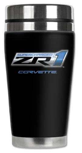 Travel Mug - Corvette ZR1 Logo