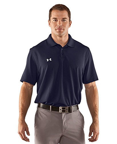 Men's Performance Golf Polo - Navy, Large