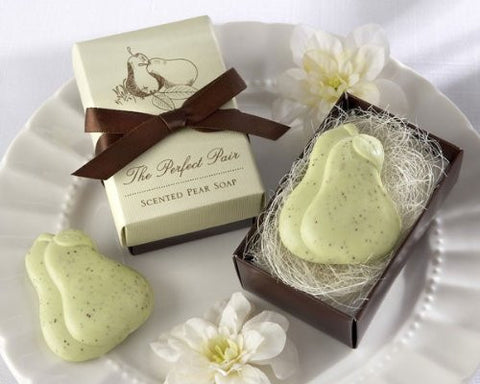 """The Perfect Pair"" Scented Pear Soap"