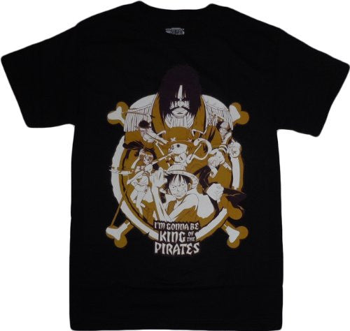 One Piece King Of Pirates T-Shirt L