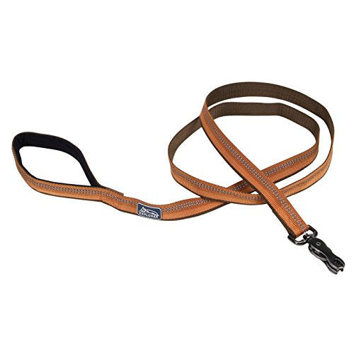 K9 EXPLORER Leash 5/8 x 6' - Orange